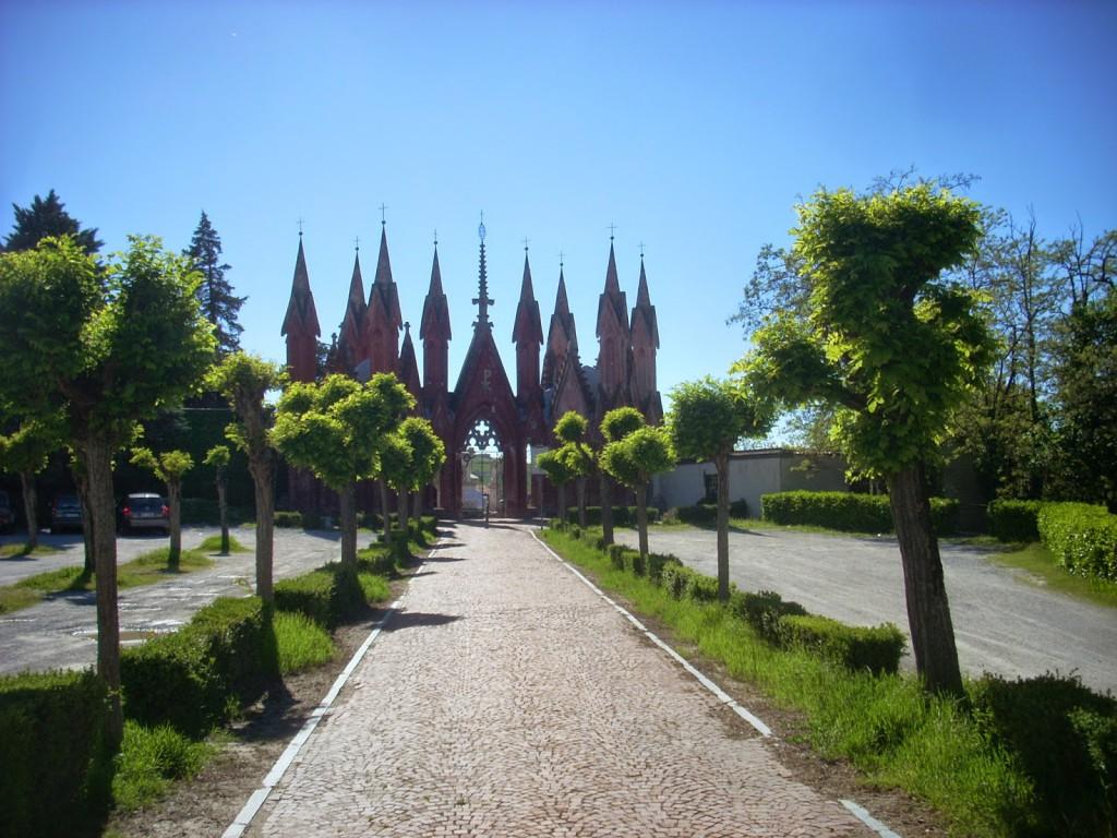Dogliani - cimitero schelliniano