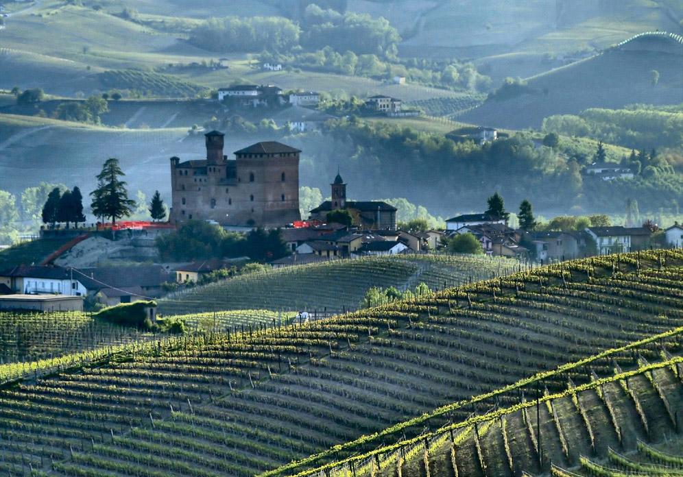 Casa Fusina (Dogliani) - Colline Unesco: Castello di Grinzane Cavour
