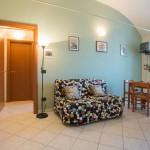 Casa Vacanze Fusina – Dogliani (Langhe – Piemonte) – Alloggio Rea: cucina-soggiorno