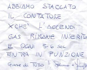 Casa Vacanze Fusina (Dogliani - Langhe) - Recensione Silvana e Giuseppe Fiore