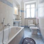 Casa Vacanze Fusina – Dogliani (Langhe – Piemonte) – Alloggio Castello: bagno