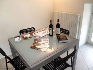 Casa  Fusina – Dogliani (Langhe – Piemonte) –  Soggiorno