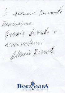 Casa Vacanze Fuisna (Dogliani) - Recensione Alessio