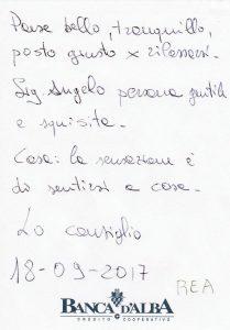 Casa Vacanze Fuisna (Dogliani) - Recensione Marcello