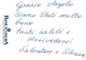 Casa Vacanze Fuisna (Dogliani) - Recensione Silvana & Salvatore