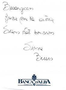 Casa Vacanze Fuisna (Dogliani) - Recensione Simona