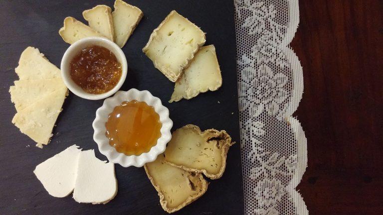 Casa Fusina (Dogliani) - Risotrante Farinel: formaggi