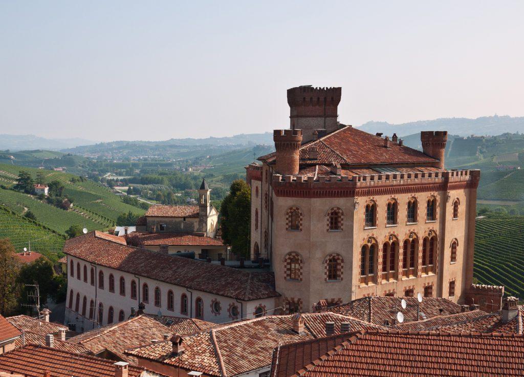 Casa Vacanze Fusina (Dogliani) - Castello di Barolo
