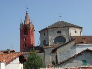 Casa Vacanza Fusina (Dogliani) – Chiesa San Lorenzo