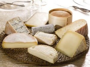 Casa Vacanza Fusina (Dogliani) – Vassoio di formaggi