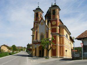 Casa Vacazne Fusina (Dolgiani) - Santuario Madonna delle Grazie