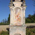 Casa Vacazne Fusina (Dogliani) – Pilone del Rosario