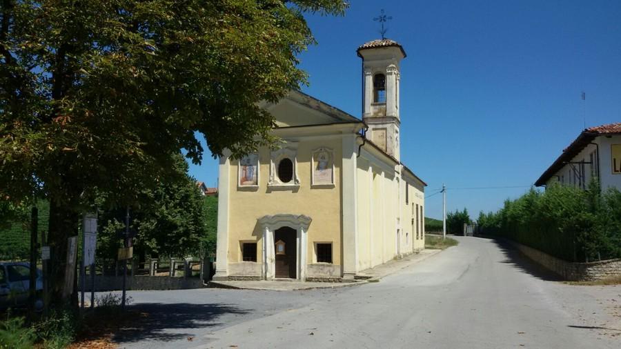 Casa Vacanze Fusina (Dogliani) - Cappella di San Luigi