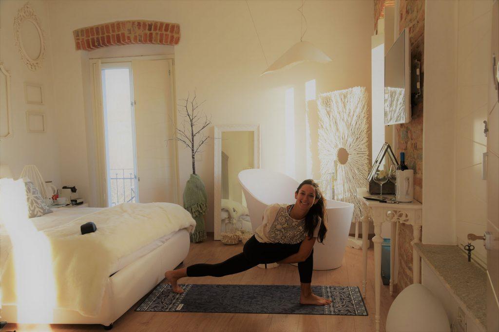 Casa Vacanza Fusina (Dogliani) - Lezioni di Yoga