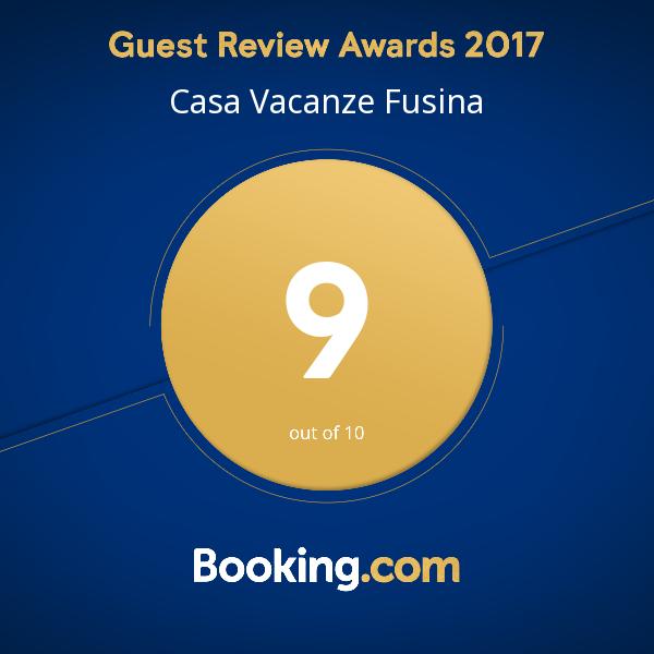 Casa Vacanze Fusina – Dogliani: Award Booking 2017