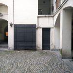 Casa Vacanze Fusina (Dogliani) – La porta a destra è del locale contatori