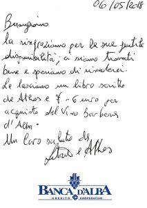 Casa Vacanze Fuisna (Dogliani) - Recensione Letizia & Athos