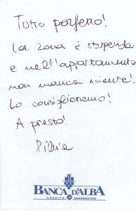 Casa Fusina (Dogliani) - Recensione Silvia Liprandi