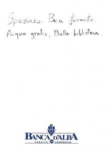 Casa Vacanze Fusina (Dogliani) - Recensione Micael